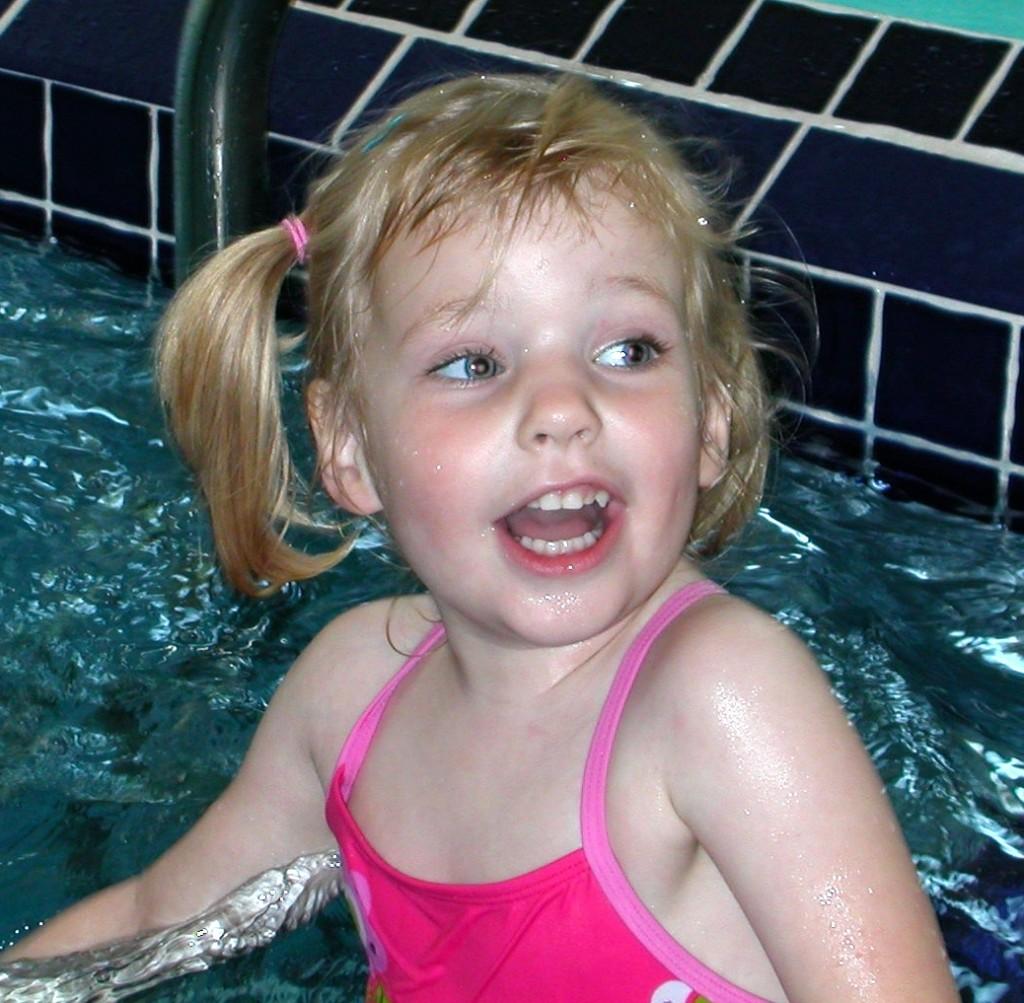 Maddie at 4.